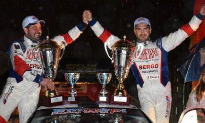 Rally Ronde, Omar Bergo trionfa nel 5° Gomitolo di Lana con la Peugeot 207 Wrc
