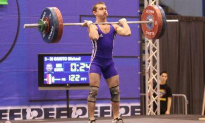 Sollevamento pesi, Di Giusto è bronzo agli Europei Juniores