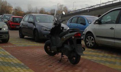 Quei posti disabili presi d'assalto