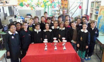 A Mosso gli scacchi entrano in classe