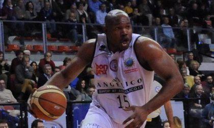 Clamoroso BJ Raymond: stende Trieste e l'Angelico è terza