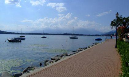 Stop alle barche sul lago