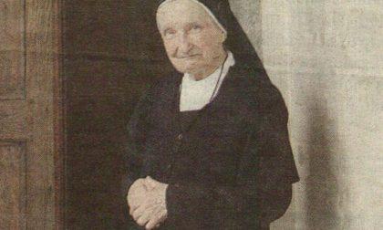 Domattina addio a Suor Mariangela