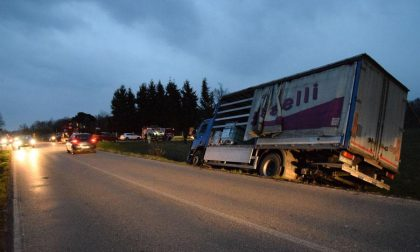 Camion Fuoristrada A Brusnengo