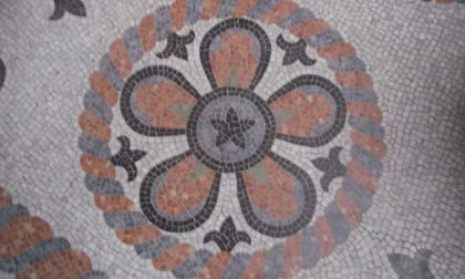 A Biella mosaici che piacerebbero a Chagall