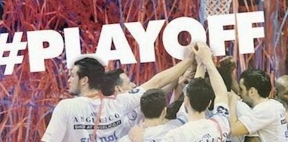 Angelico-Treviglio è la sfida dell'ottavo di finale playoff di A2 Gold