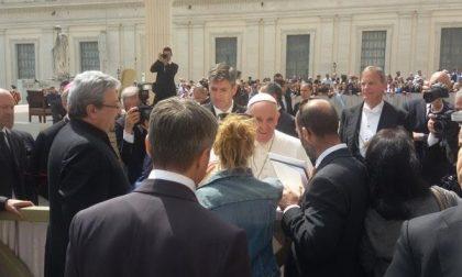 La Passione di Sordevolo ricevuta dal Papa