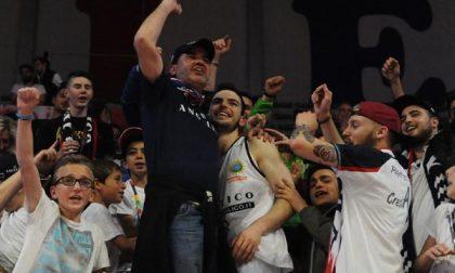 L'Angelico rischia lo scivolone in gara1 con Treviglio, ma vince con l'eroe di serata Marzaioli