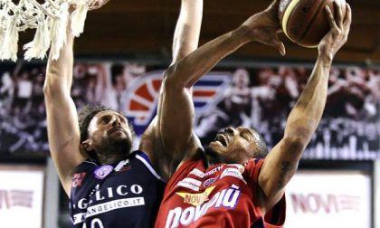 Basket  playoff: Angelico-Novipiù,  gara3 al Forum