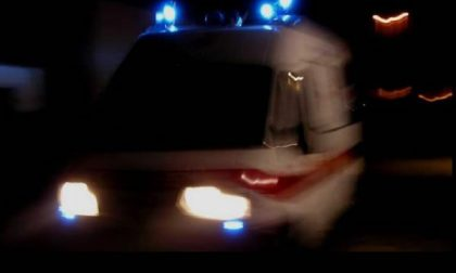 "La movida ""blocca"" l'ambulanza"