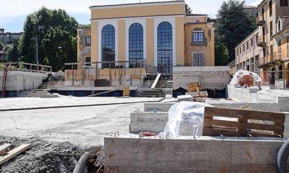 La nuova biblioteca-agorà di Biella