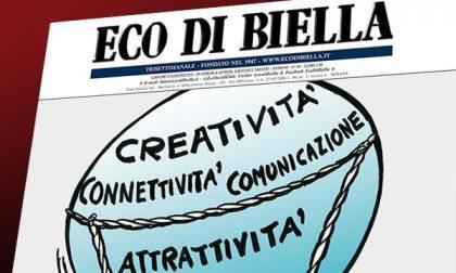 Oggi in edicola un Eco di Biella speciale