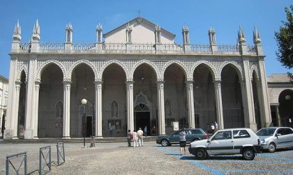Rifacimento di piazza del Duomo e del sagrato della Cattedrale