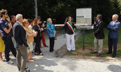 Vandalismi ai Giardini Zumaglini