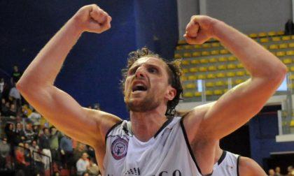 """Pallacanestro Biella, torna Infante: """"Non molleremo mai"""""""