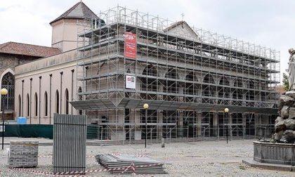 Piazza Duomo, aperto il cantiere