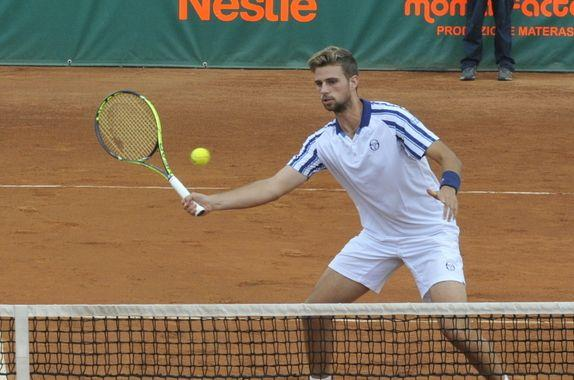 Roland Garros, Napolitano inizia battendo Granollers