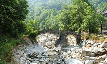 Torrente Cervo e sistemazione idraulica