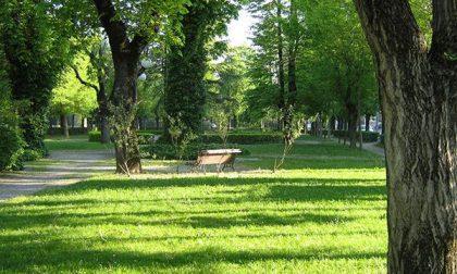 Lavori in programma su due aree verdi