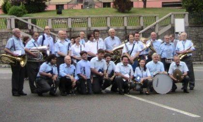 Banda di Crocemosso, concerto per i 150 anni