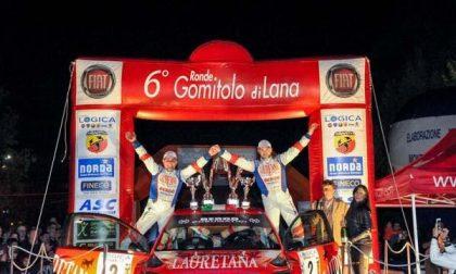 """Bergo dominatore del 6° Rally Ronde """"Gomitolo di Lana"""" (FOTOGALLERY)"""
