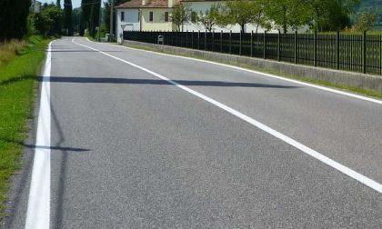«Dopo anni di abbandono, ecco l'asfalto»