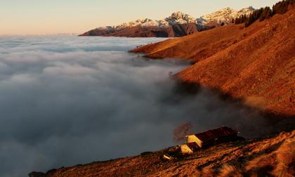 Gabriele Prato, fotografo e appassionato di montagna, anche nell'occhio di Repubblica TV col suo nuovo video virale
