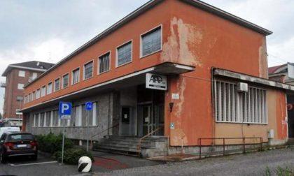 L'ex Atap garage della Protezione Civile