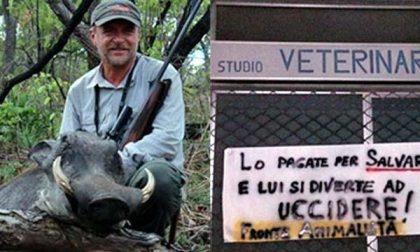 Licenziato il veterinario di Caluso che spara ai leoni