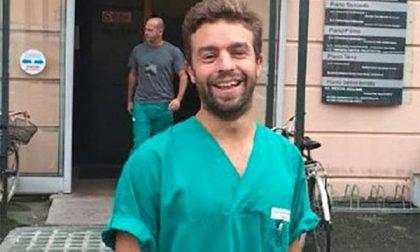 Un medico biellese opera i feriti di Parigi