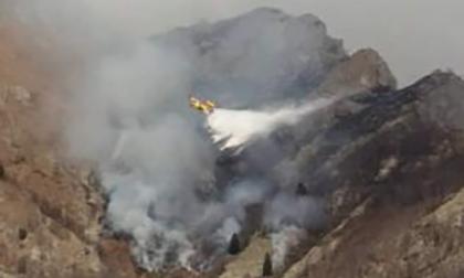 Valdescola, spegnere l'incendio è costato 300mila euro