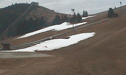 """Il piano neve per Bielmonte passa da un """"laghetto"""""""