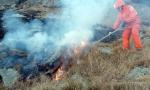Altri due incendi dolosi devastano la Baraggia