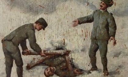 In morte dell'alpino Giovanni Eusebio, calzolaio di Tollegno