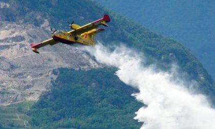 Incendi in montagna, disastro mai visto