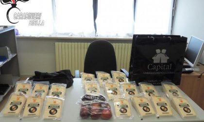 La rapina del... Parmigiano: quattro arresti