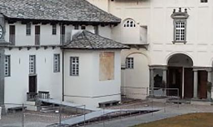 S'apre la Porta Santa a Oropa