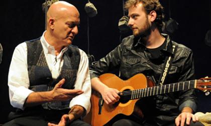 """Claudio Bisio """"si fa in tre"""" per Biella"""