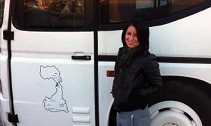 Guida lo scuolabus, sogno avverato