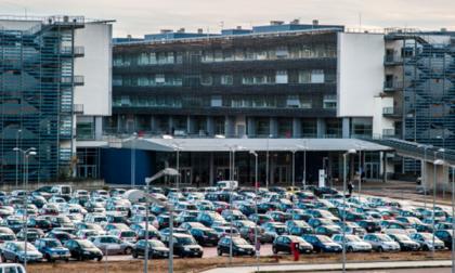 Il parcheggio dell'ospedale sarà a pagamento