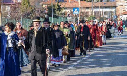 La stagione 2016 dei carnevali si apre con il Pettirosso