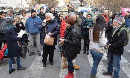 Oltre un  centinaio per i diritti civili a Biella