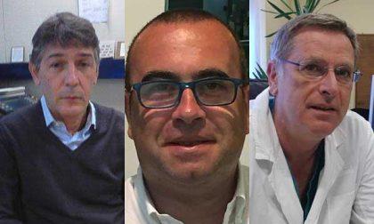 Tre nuovi primari all'ospedale Maggiore
