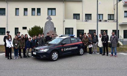Carabinieri, a Biella ora hanno la Seat Leon