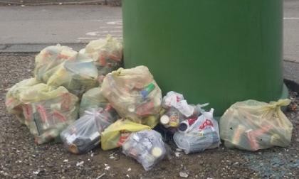 Con la Tarip è boom di abbandono rifiuti
