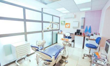 Furto nello studio dentistico