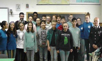 Gli studenti di Mosso a lezione di cyberbullismo