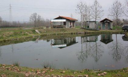 Il laghetto di Candelo all'associazione Nosea