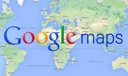 Ladri acciuffati grazie a... Google Maps