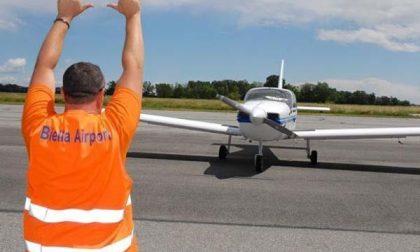 Mezzo milione per comprare l'aeroporto di Cerrione